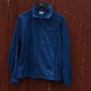 NWOT Columbia fleece sweatshirt